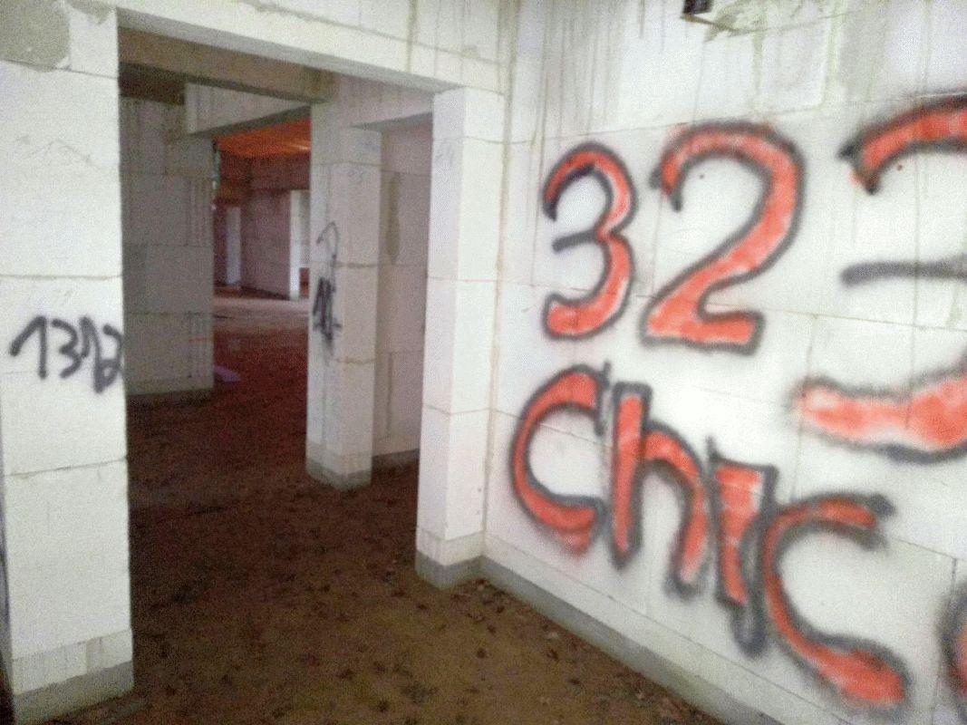 Vandalismus an KiTa-Neubau: 500 Euro Belohnung ausgesetzt