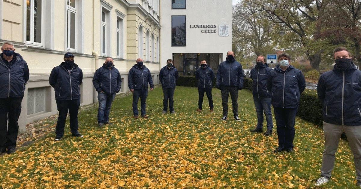 Verstärkte Kontrollen durch den Kreis – Neues Team kontrolliert mit Unterstützung der Polizei Einhaltung der Corona-Regeln