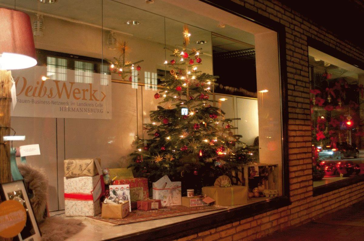 WeibsWerk-Weihnachtsfenster