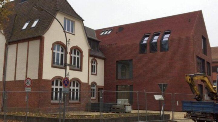 Bete-und-Arbeite-Trakt ist fertig – Arbeiten am Christian-Gymnasium Hermannsburg im geplanten Zeitrahmen