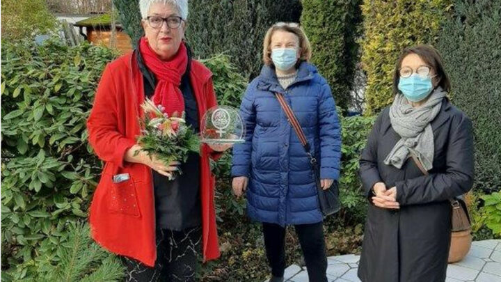 Celler SPD-Ehrenamtspreis zum 10. Mal überreicht