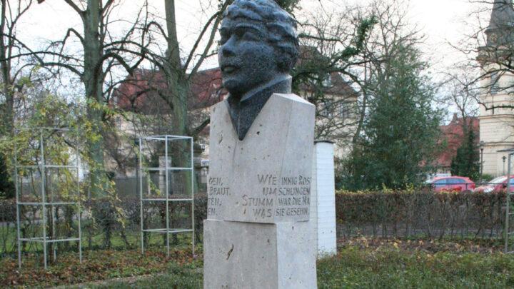 Ein Denkmal für einen Dichter, für Ernst Schulze!