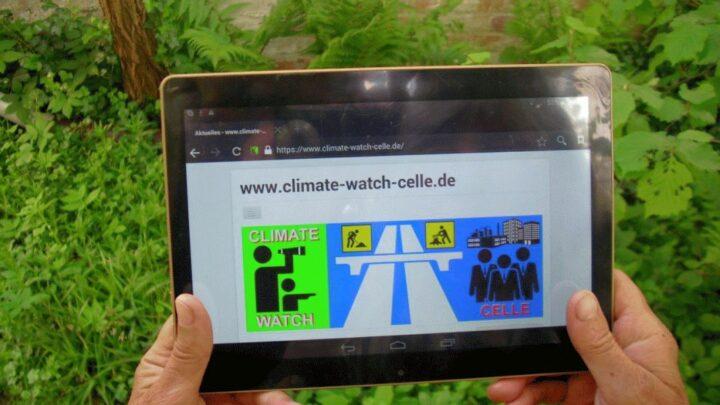 """Ein Jahr Klima-Notstand – Climate Watch Celle zieht Bilanz: """"Klimaschutz wird immer noch auf die lange Bank geschoben"""""""