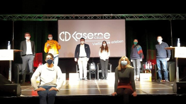 Erster Live-Online-Event zu politischer Partizipation in der CD-Kaserne – Jugend trifft Politik erreicht über hundert Schüler*innen