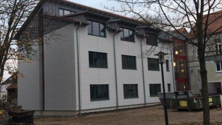 Fertigstellung des Verwaltungsgebäudes Trift 30 – Sanierungs- und Erweiterungsarbeiten abgeschlossen