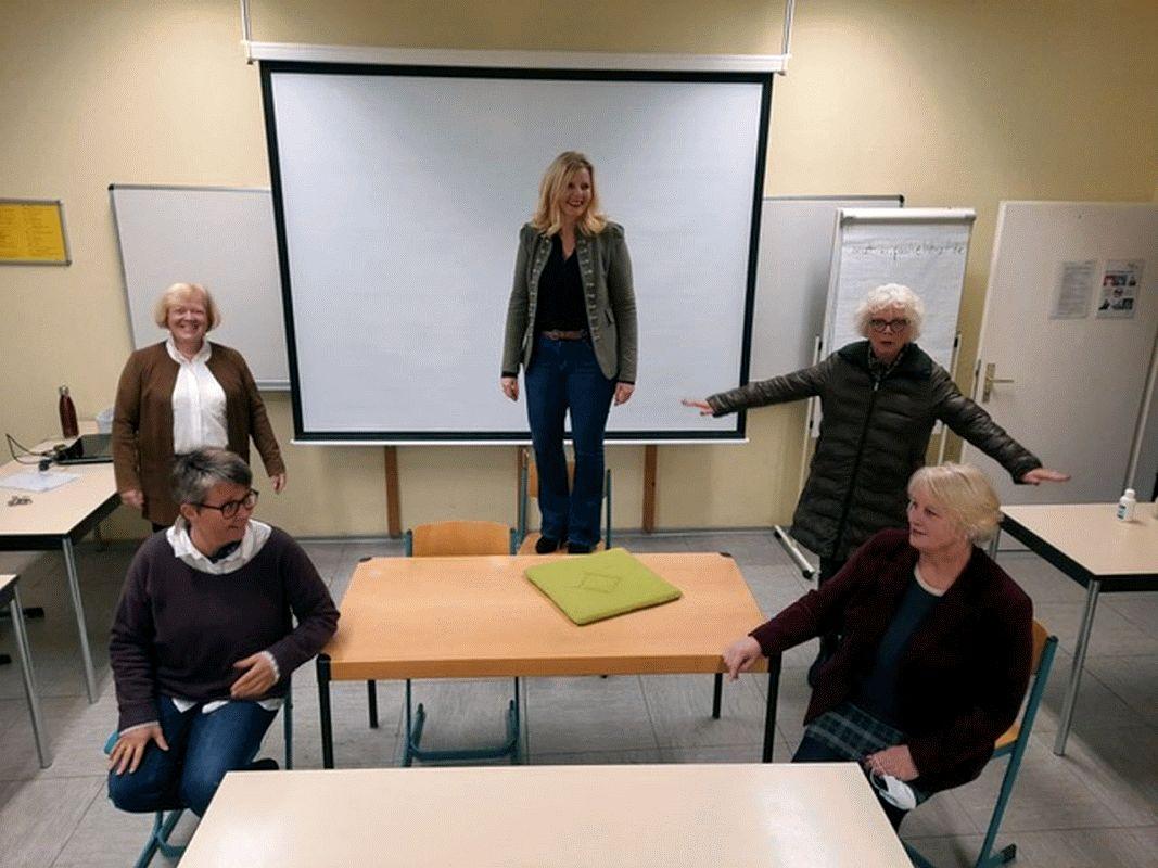 Frauenhausverein wählt Vorstand