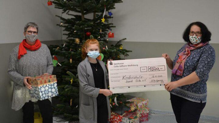 Hölty-Gymnasium organisiert Spendenaktion – Ein starkes Zeichen von Solidarität