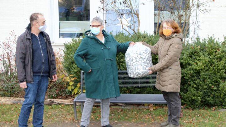 Lebenshilfe: Teelicht-Alusammlung unter neuer Leitung