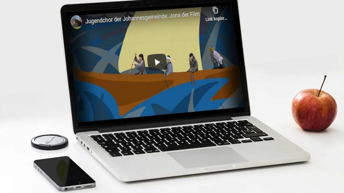 Musical des Jugendchores der Johanneskirche online