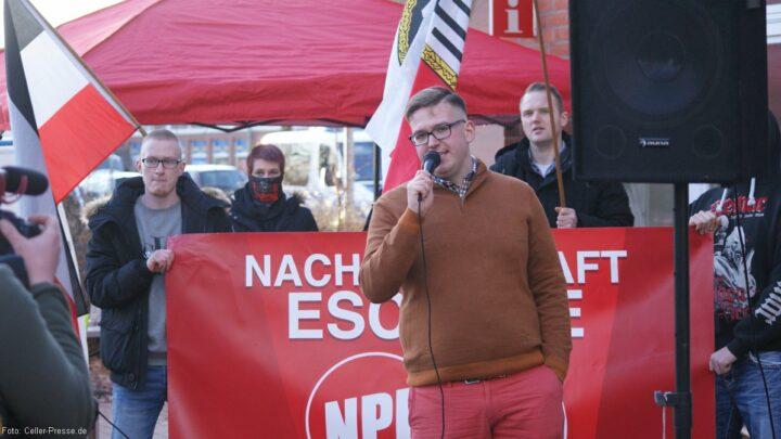 NPD schickt eigenen Bürgermeisterkandidaten für Eschede ins Rennen