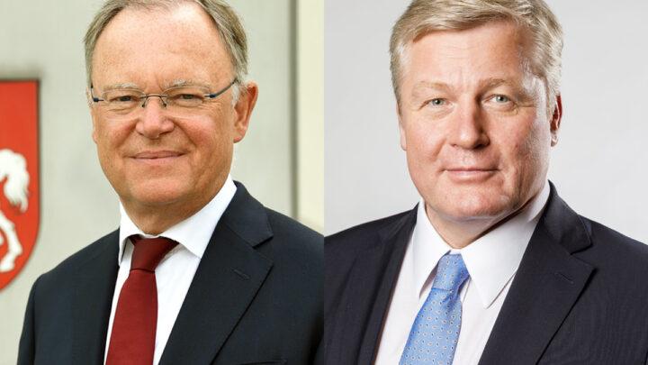 Eine Auszeit für die ganze Gesellschaft! Stephan Weil und Bernd Althusmann zu den heutigen Entscheidungen der Regierungschefinnen und -chefs von Bund und Ländern