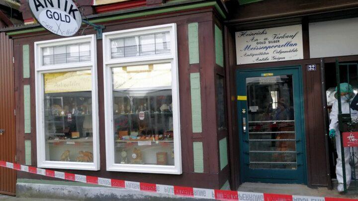Überfall auf ein Juweliergeschäft in der Celler Altstadt am 14.09.2020 Verfahren gegen den Ladeninhaber eingestellt