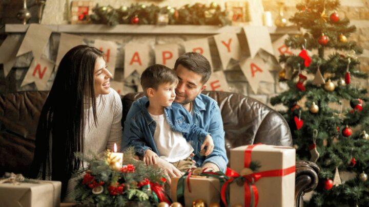 """Serie: """"Wir feiern Weihnachten"""" – Patchwork-Familie feiert nur mit Kernfamilie"""