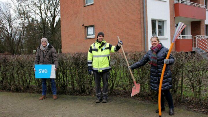 SVO startet Glasfaser-Ausbau rund um CESA-Group-Quartier in Bergen