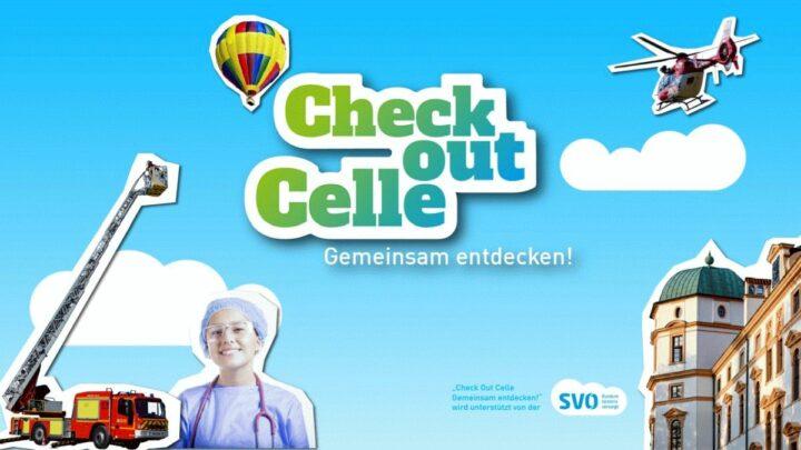 """""""Check Out Celle – Gemeinsam entdecken!"""" – Blaulicht und Sirenen, alles zum Polizeieinsatz mit der Polizeiinspektion Celle"""