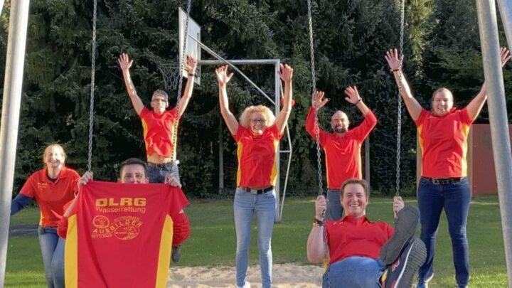 IKEA unterstützt DLRG Ausbildungsbezirk Celle – Ausbildungskompetenzzentrum Unterlüß weiter im Aufwind