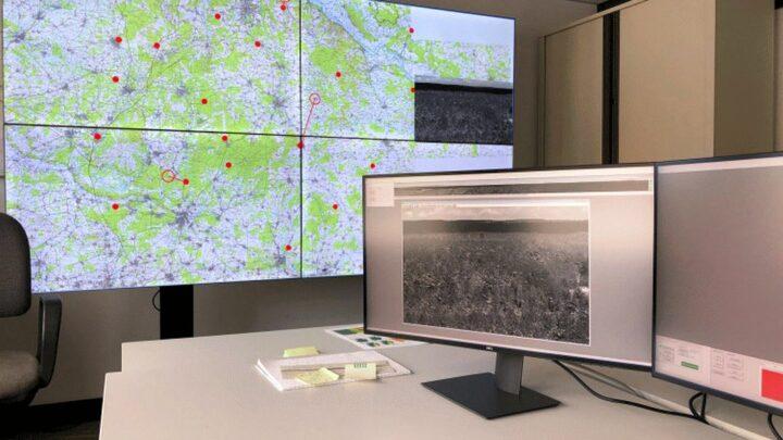 Modernisierung der Waldbrand-Überwachungszentrale – Automatisiertes Waldbrand-Früherkennungs-System wird pünktlich zur Waldbrandsaison 2021 erneuert