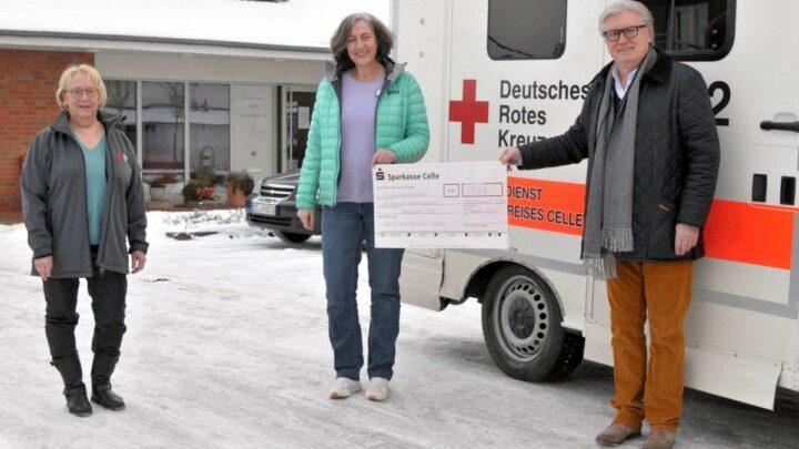 Nothnick Stiftung spendet 1.100 Euro für das Hospiz