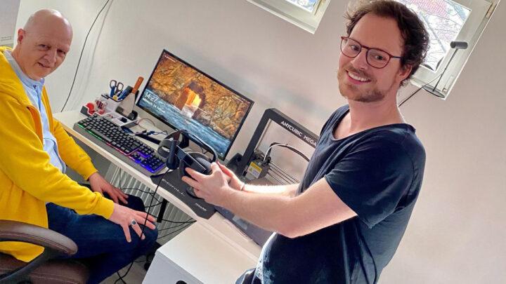 """Rotary Club Celle fördert Jugendarbeit der CD-Kaserne – Projekt """"Digital LAB"""" im Haus 7 wird bezuschusst"""