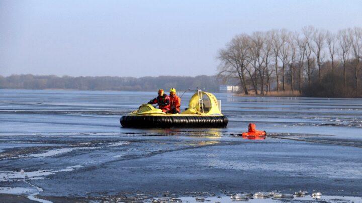 Trügerische Eisflächen: DLRG Niedersachsen warnt vor Betreten zugefrorener Gewässer