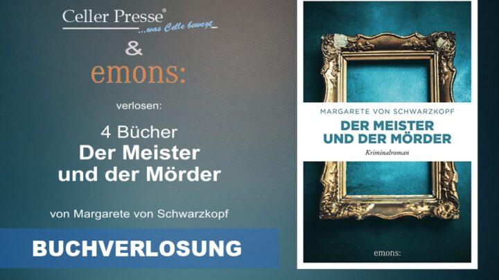 """Buchverlosung """"Der Meister und der Mörder"""""""