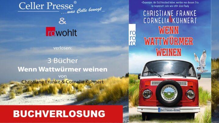 """Buchverlosung """"Wenn Wattwürmer weinen"""""""